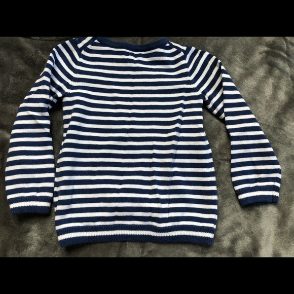 GAP Other - NEW GAP Nautical 3/4 Sleeve Sweater 3T